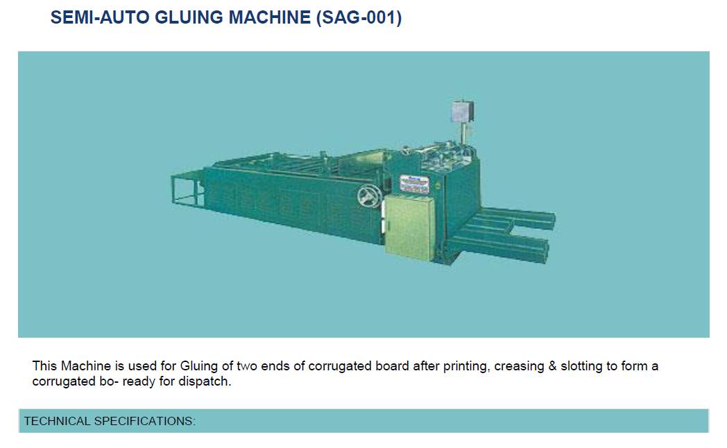 Atlas Machine Tools - Suppliers of all type of machineries